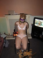 tit tied added to gagged