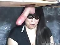CFNM handjob mistress