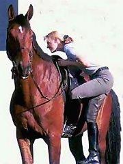 Mistresses on horses