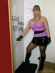 Pimped Sissy Whore