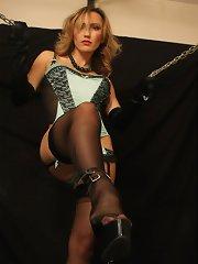 The Blonde UK Mistress
