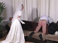 Young wife tortures husband