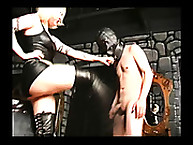 Watch-her wonder kicking gives ache