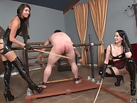 Whipped with an increment of caned