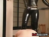 Down in the mouth Asian femdom pursuance some fomenting a Japanese alms-man
