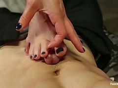 British sluts in hot femdom porn