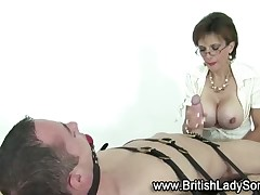 Femdom porn with mature sluts and bondage perversions