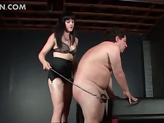 Perverse ladies' submitted more BDSM torment takes exasperation castigating