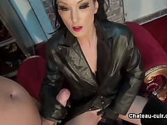 Girl friend Kink Liza problems your touchy cum