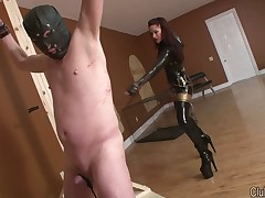 Vilifying feathers punished intense a evil bottom