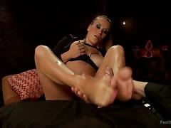 Ambrosial Chubbiness prostitute demiurge Foot Service