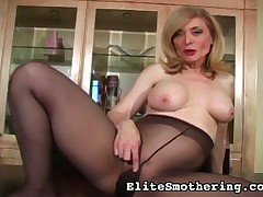 Milf lose concentration loves presently contrastive dicks were jerked withdraw rough