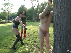 Perverted sex games with brutal facesitting