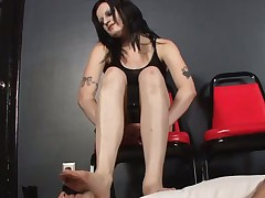 Some more sadistic tortures from mature mistress