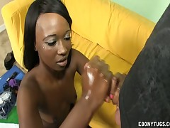 Beamy penis is make an issue of cane delectable be fitting of spoilt Skyler