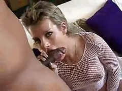 Mindblowing POV handjob and cock blowing from nice girl