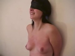 nasty caned chick