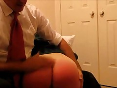hard spanking
