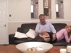Spanked Secretary