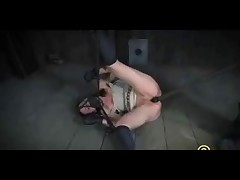BDSM Slaves 314 coupled with 412 Advanced Chained & Tormented respecting Tears