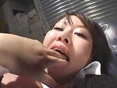 Far-out Japanese Anal Fisting with the addition of Kink (Uncensored)