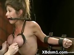 Punishment Loving BDSM Girl Fetish Sex