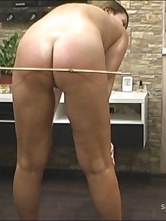 <!–-IMAGE_COUNT-–> of School Test and Education Spanking (part 3 - angle 2)