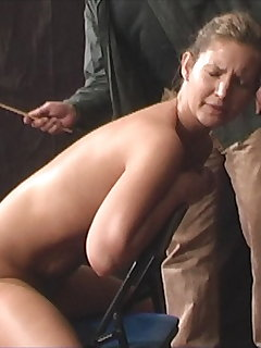 <!–-IMAGE_COUNT-–> of Anita - caning in Several Positions (angle 2)