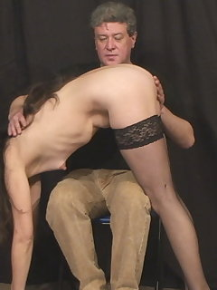 <!–-IMAGE_COUNT-–> of 2 girls hand spanking castings