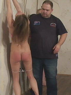 10 of Vicky`s Rectal Checking and Spanking