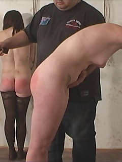 <!–-IMAGE_COUNT-–> of Four Red Bums after Punishment