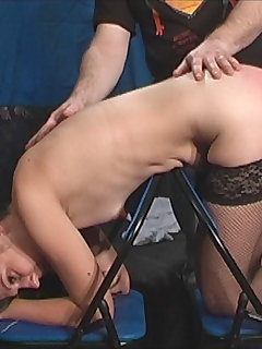 <!–-IMAGE_COUNT-–> of Hand Spanking Punishment from Victor
