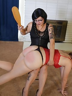 <!–-IMAGE_COUNT-–> of Kitten sure gets spanked a lot now