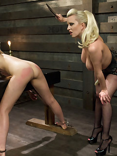 <!–-IMAGE_COUNT-–> of Dominating A Dominatrix