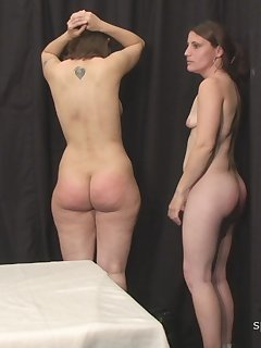 14 of Viola and Natasha - Detention Room - part 2 - angle 2