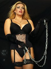 The Blonde UK Mistress