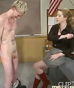 Schoolboy humiliated and whipped
