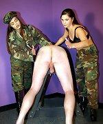 Military style discipline