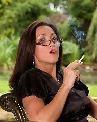 Strict Lady Boss