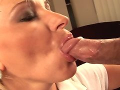 I enjoyed his cum as much as he loved me sucking his hard cock