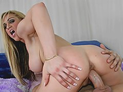 Tyler Faith fucking like a champ with a big cock