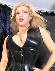 UK mistress femdom action