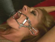 Slavegirl getting endless fucking with hard cock