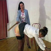 Otk spanking and paddling