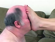 Genesis and foot slave