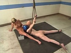 Whore abused by her nurse