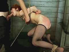 Sex slut trained to face herself and her weaknesses