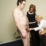 Girls humiliated new employee