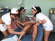 Nurses humiliated a male patient and gave him handjob