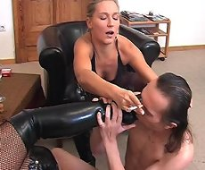 Lady Lucy Lain,Sharon and slave